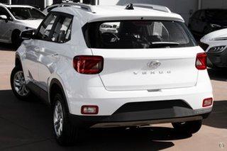2021 Hyundai Venue QX.V3 MY21 White 6 Speed Manual Wagon