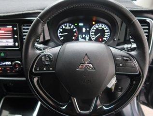 2017 Mitsubishi Outlander ZL MY18.5 ES AWD Grey 6 Speed Constant Variable Wagon