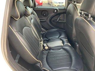 2012 Mini Countryman R60 Cooper S Chilli White 6 Speed Sports Automatic Wagon