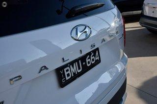 2021 Hyundai Palisade LX2.V1 MY21 Highlander AWD White 8 Speed Sports Automatic Wagon