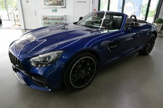 2019 Mercedes-Benz AMG GT R190 809MY SPEEDSHIFT DCT Blue 7 Speed Sports Automatic Dual Clutch