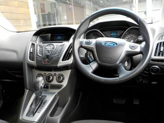 2013 Ford Focus LW MkII Ambiente PwrShift Silver 6 Speed Sports Automatic Dual Clutch Hatchback