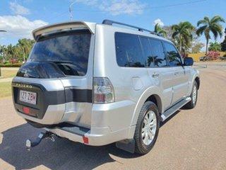 2019 Mitsubishi Pajero NX MY19 GLS Silver 5 Speed Sports Automatic Wagon.