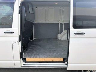 2008 Volkswagen Transporter T5 MY08 Low Roof White 5 Speed Manual Van