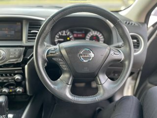 2015 Nissan Pathfinder ST White Constant Variable Wagon