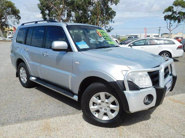 Used Mitsubishi Pajero NW MY13 GLX-R Wangara, 2013 Mitsubishi Pajero NW MY13 GLX-R Silver 5 Speed Sports Automatic Wagon