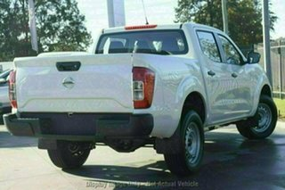 2021 Nissan Navara D23 MY21 SL (4x4) Solid White 7 Speed Automated Manual Dual Cab Chassis