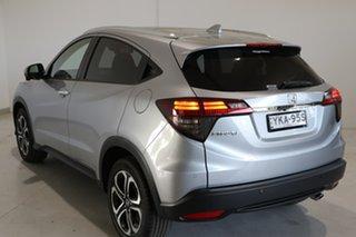 2021 Honda HR-V MY21 VTi-LX Silver 1 Speed Constant Variable Hatchback.