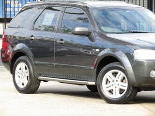 2007 Ford Territory SY Ghia AWD Ego 6 Speed Sports Automatic Wagon.