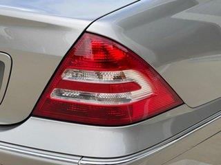 2006 Mercedes-Benz C-Class W203 MY2006 C350 Elegance Silver 7 Speed Sports Automatic Sedan