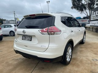 2014 Nissan X-Trail ST-L White Constant Variable Wagon