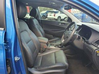 2016 Hyundai Tucson TLe MY17 Highlander D-CT AWD Blue 7 Speed Sports Automatic Dual Clutch Wagon