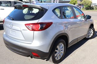 2016 Mazda CX-5 KE1072 Maxx SKYACTIV-Drive Sport Silver 6 Speed Sports Automatic Wagon.