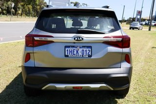 2020 Kia Seltos SP2 MY21 Sport (FWD) With Safety Pack Steel Grey Continuous Variable Wagon.