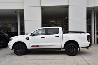 2020 Ford Ranger PX MkIII 2020.25MY FX4 White 6 Speed Sports Automatic Double Cab Pick Up.