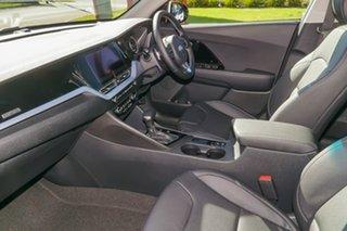 2021 Kia Niro DE Hybrid Sport Silver Sports Automatic Dual Clutch SUV