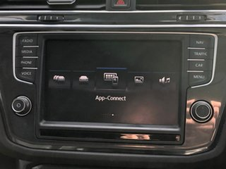 2016 Volkswagen Tiguan 5N MY17 110TDI DSG 4MOTION Comfortline Blue 7 Speed