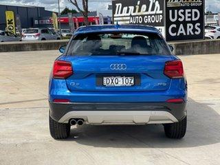 2018 Audi Q2 Design Blue Sports Automatic Dual Clutch Wagon