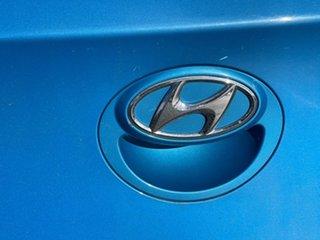 2018 Hyundai Accent Sport Blue Sports Automatic Hatchback