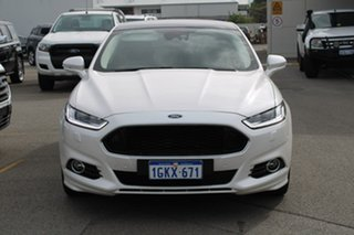 2017 Ford Mondeo MD 2018.25MY Titanium White 6 Speed Sports Automatic Dual Clutch Hatchback.