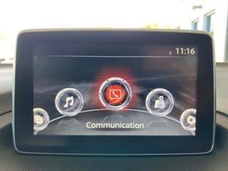 2016 Mazda 3 BM5438 SP25 SKYACTIV-Drive Astina Black 6 Speed Sports Automatic Hatchback