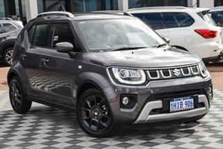 2021 Suzuki Ignis MF Series II GLX Mineral Grey 1 Speed Constant Variable Hatchback.