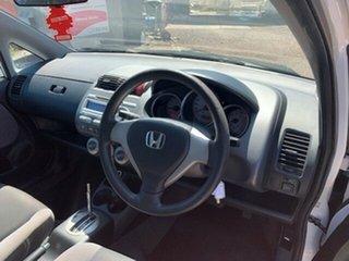 2007 Honda Jazz GLi White 4 Speed Auto Active Select Hatchback