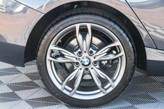 2015 BMW 1 Series F20 LCI 118i Steptronic Sport Line Grey 8 Speed Sports Automatic Hatchback