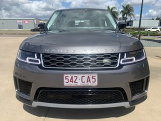 2018 Land Rover Range Rover Sport L494 18MY SE Grey 8 Speed Sports Automatic Wagon