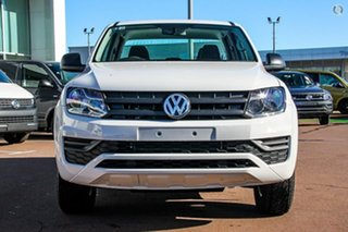 2020 Volkswagen Amarok 2H MY20 TDI420 4MOTION Perm Core Candy White 8 Speed Automatic Utility.