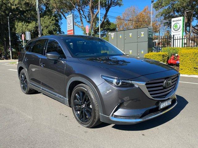 Used Mazda CX-9 TC Azami SKYACTIV-Drive i-ACTIV AWD Botany, 2018 Mazda CX-9 TC Azami SKYACTIV-Drive i-ACTIV AWD Grey 6 Speed Sports Automatic Wagon