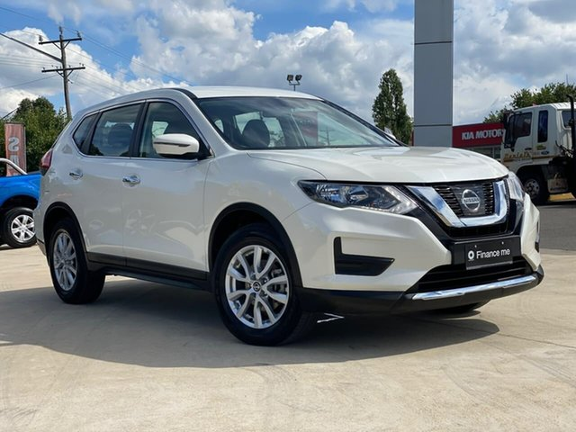 Used Nissan X-Trail ST Goulburn, 2019 Nissan X-Trail ST White Constant Variable Wagon