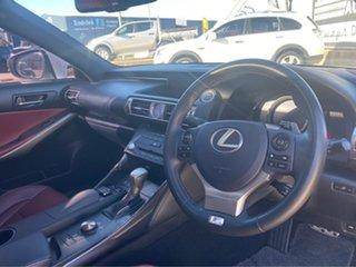 2014 Lexus IS IS350 - F Sport White Sports Automatic Sedan