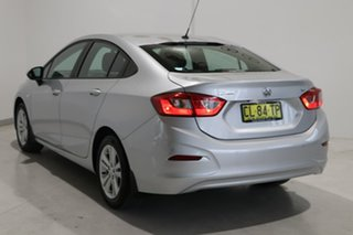 2017 Holden Astra BL MY17 LS Silver 6 Speed Sports Automatic Sedan.