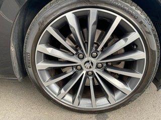 2016 Skoda Superb NP MY16 206TSI DSG Black 6 Speed Sports Automatic Dual Clutch Wagon