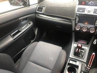 2019 Subaru WRX V1 MY20 AWD Grey 6 Speed Manual Sedan