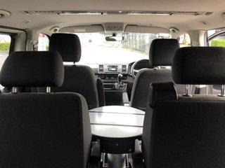 2017 Volkswagen Multivan T6 MY17.5 TDI340 SWB DSG Comfortline Black 7 Speed