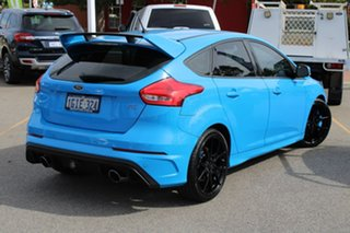 2016 Ford Focus LZ RS AWD Blue 6 Speed Manual Hatchback