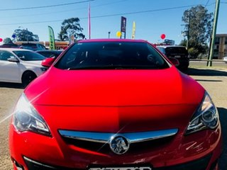 2015 Holden Astra PJ MY16 GTC Red 6 Speed Automatic Hatchback