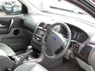 2007 Ford Territory SY Ghia AWD Ego 6 Speed Sports Automatic Wagon