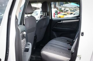 2015 Holden Colorado RG LS White 6 Speed Sports Automatic Cab Chassis