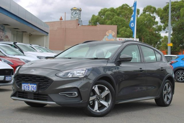 Used Ford Focus SA 2019.25MY Active Midland, 2019 Ford Focus SA 2019.25MY Active Grey 8 Speed Automatic Hatchback