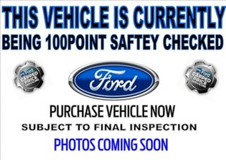2017 Ford Mondeo MD 2018.25MY Titanium White 6 Speed Sports Automatic Dual Clutch Hatchback