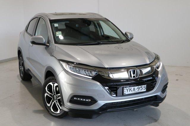 Used Honda HR-V MY21 VTi-LX Wagga Wagga, 2021 Honda HR-V MY21 VTi-LX Silver 1 Speed Constant Variable Hatchback