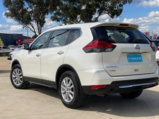 2019 Nissan X-Trail ST White Constant Variable Wagon