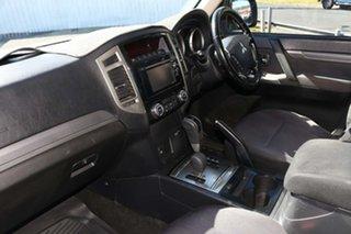 2014 Mitsubishi Pajero NX MY15 GLX White 5 Speed Sports Automatic Wagon