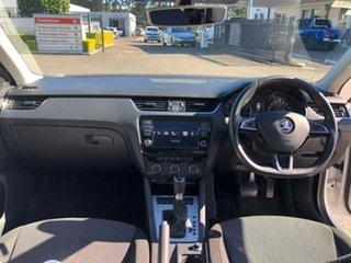 2017 Skoda Octavia NE MY17 Ambition DSG 110TSI White 7 Speed Sports Automatic Dual Clutch Wagon