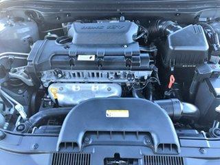 2009 Hyundai i30 FD MY09 SX Grey 4 Speed Automatic Hatchback