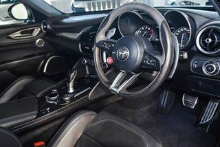 2018 Alfa Romeo Giulia Quadrifoglio Black 8 Speed Sports Automatic Sedan