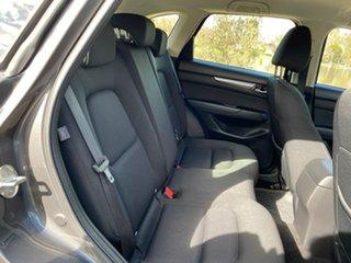 2017 Mazda CX-5 KE1072 Maxx SKYACTIV-Drive FWD Grey 6 Speed Sports Automatic Wagon